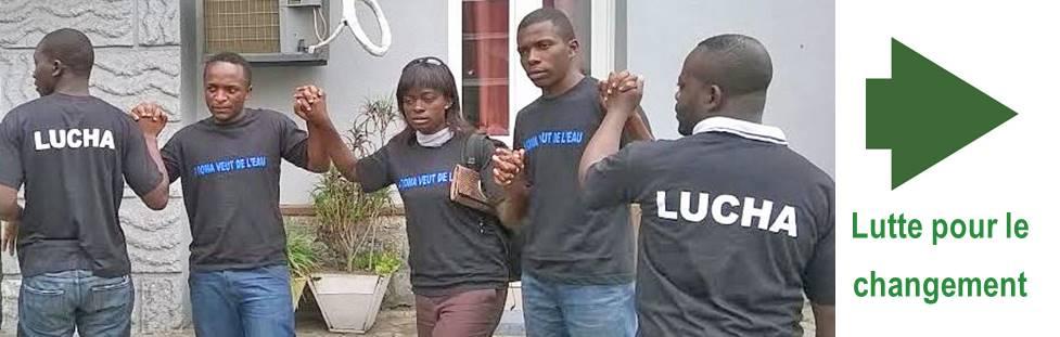 La Lucha - Lutte pour le changement, un mouvement citoyen des jeunes Congolais